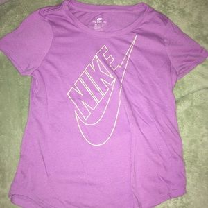 Brand new athletic cut Nike shirt